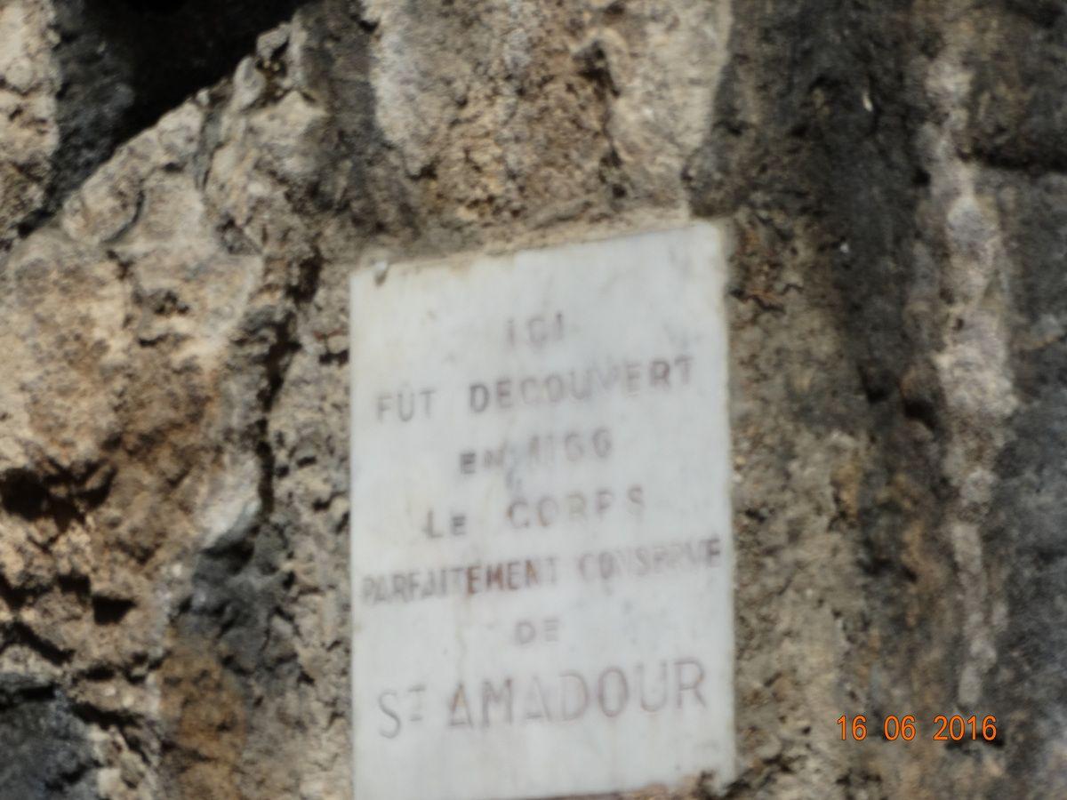 Suite.... la vallée de la Dordogne avec Rocamadour ......
