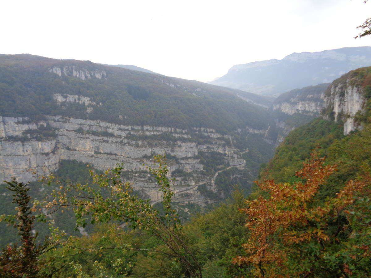 Rando La grotte du Gaulois .....
