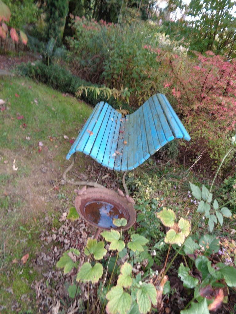 Une de mes sorties jardin : Le Clos De la Cornière .....