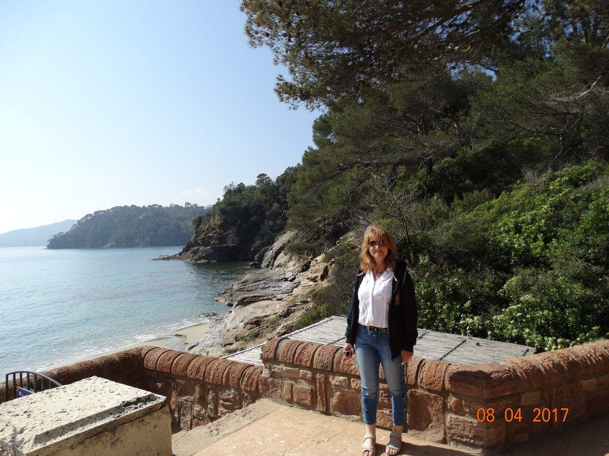 Mon voyage dans le Var avec le Domaine du Rayol