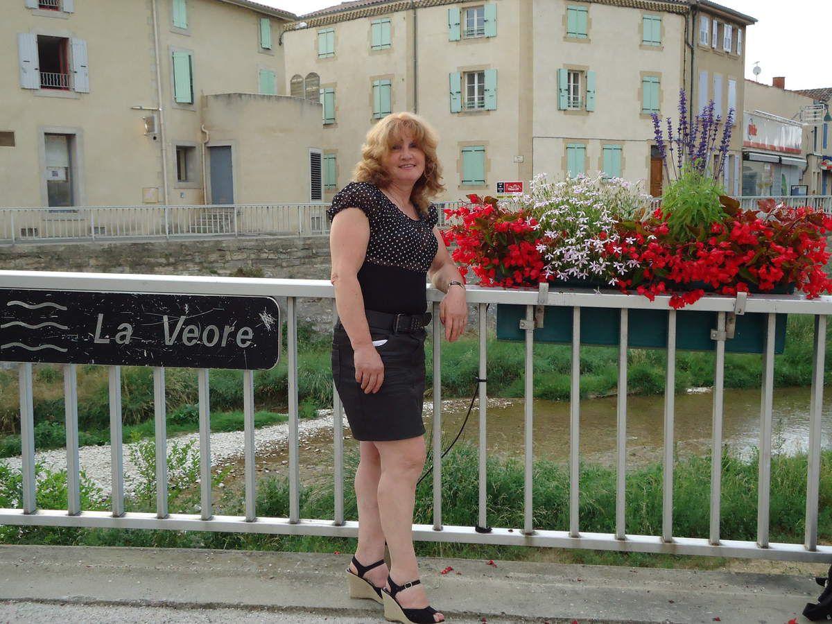 Chabeuil ,village fleuri ......