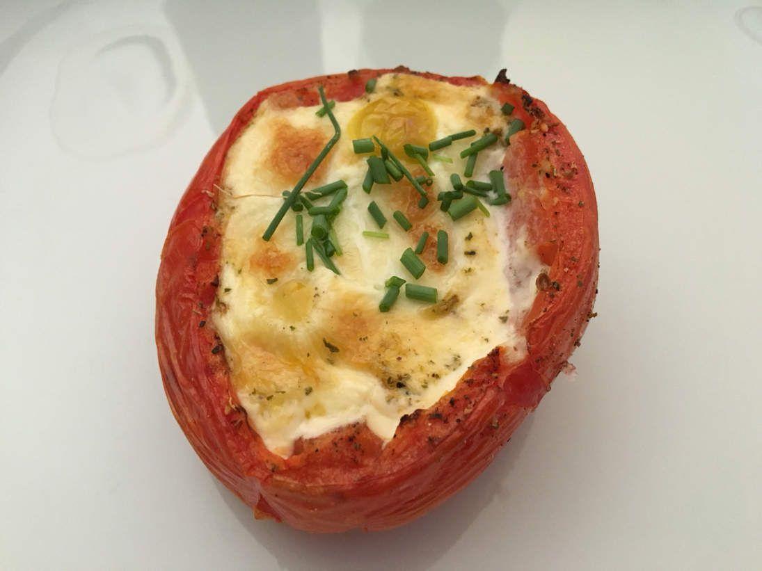 Œufs de cailles cocottes en tomates