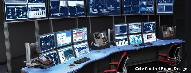 Commercial VS domestic CCTV control room designs - Siconsult