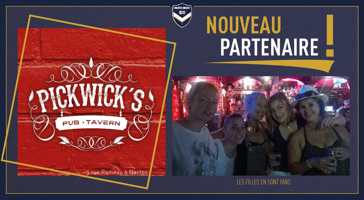 Bienvenue au PickWick's !