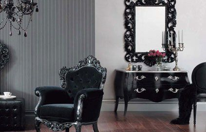 voyage dans le temps la d coration baroque mimi life style. Black Bedroom Furniture Sets. Home Design Ideas