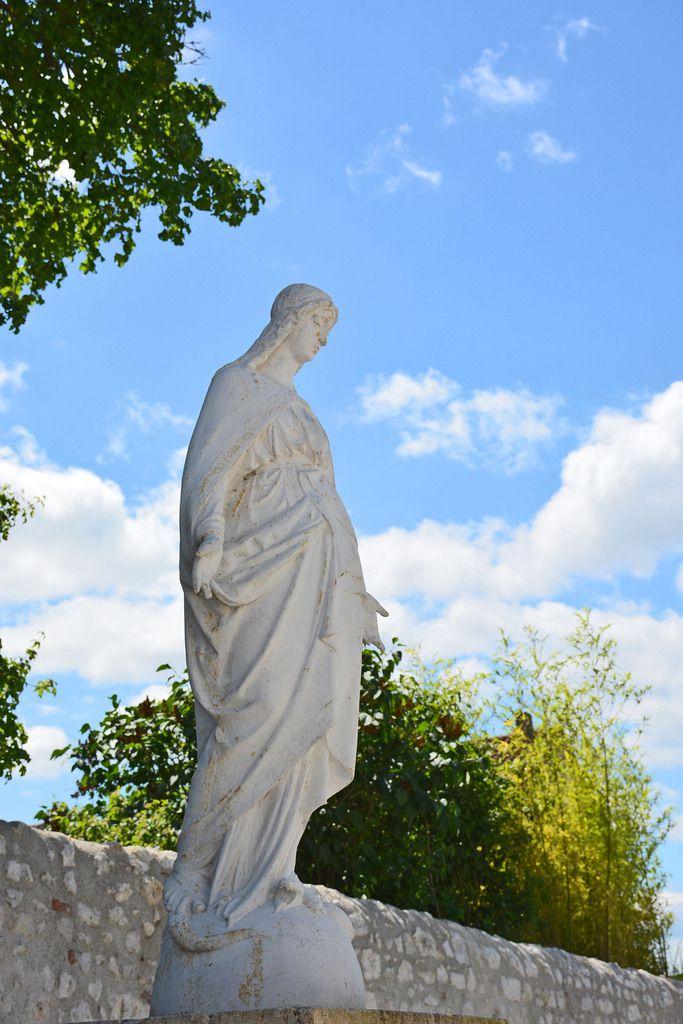 Balade autour de l'église Ste Marie d' Aubiac