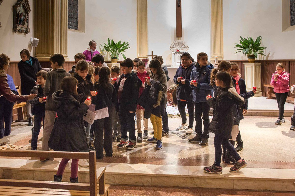 Messes des familles 26 novembre 2016