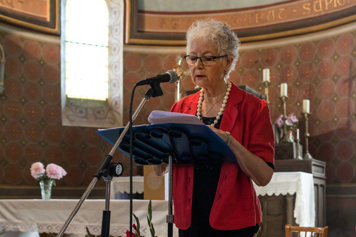 Célébration de la Parole - St Vincent de Lamontjoie 18 juin 2017