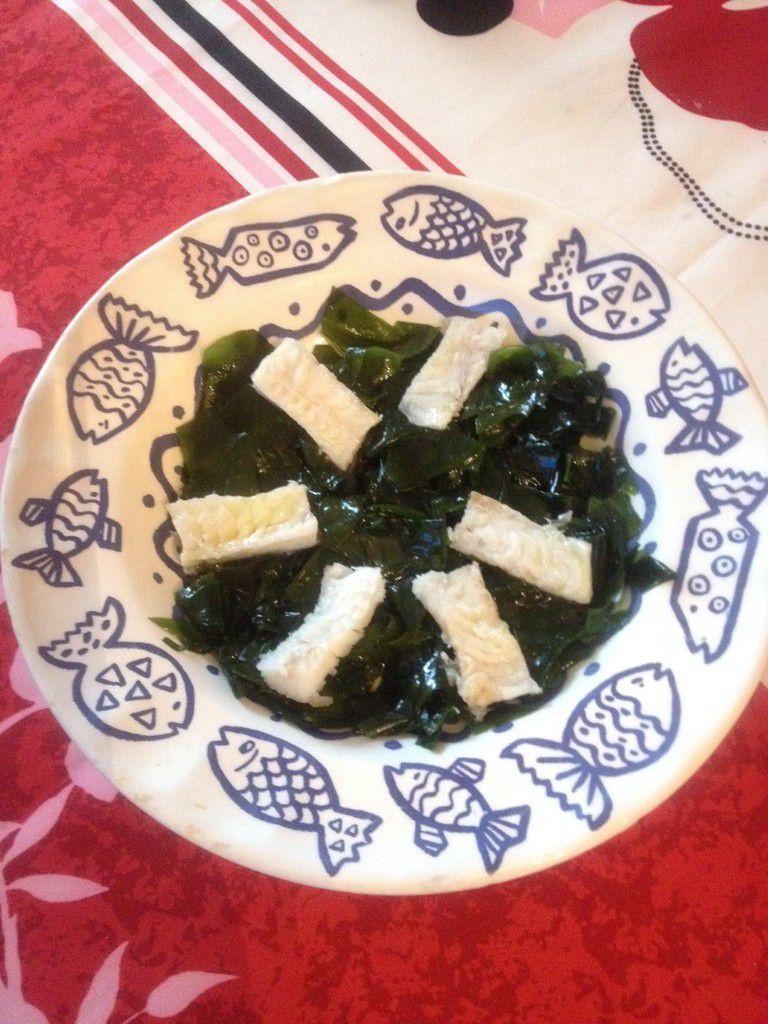 salade de thon aux algues le vieux constantine. Black Bedroom Furniture Sets. Home Design Ideas