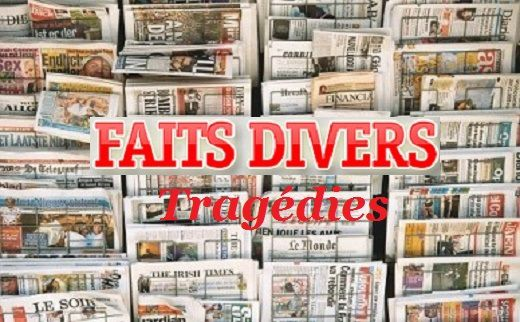 Faits divers-Tragédies