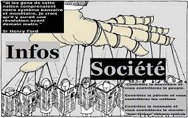 La guerre secrète contre les peuples ! Claire Severac