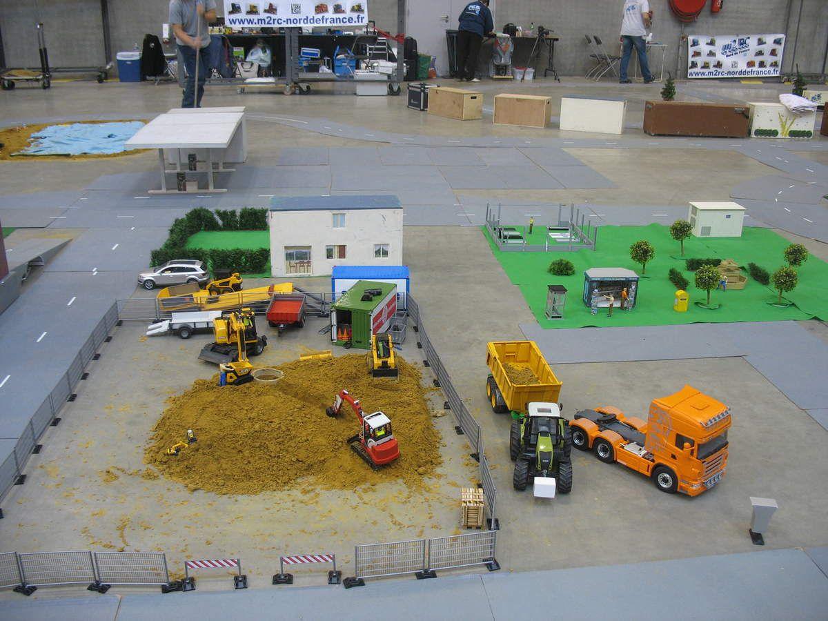 Expo Air, Terre, Mer de Mons 2014