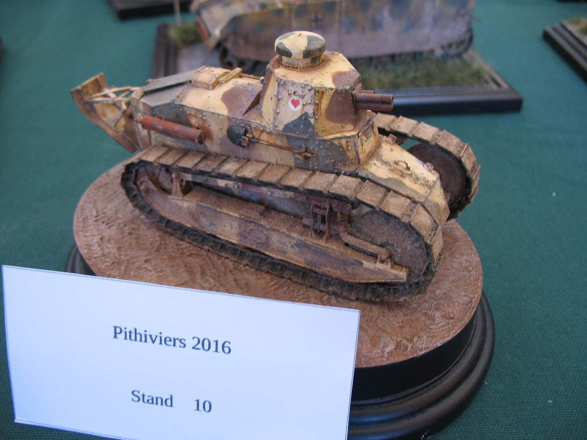 PITHIVIERS 2016