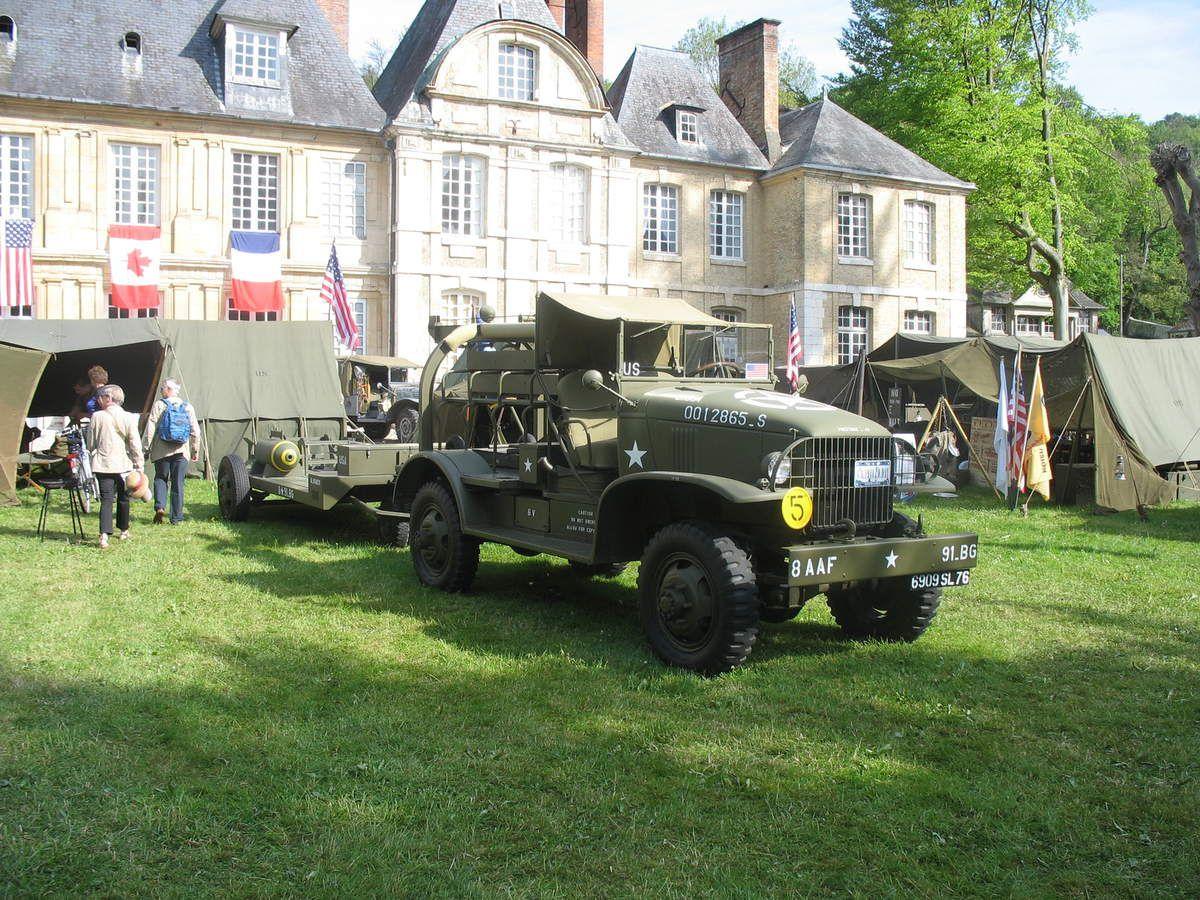 Chateau du Taillis / Duclair 2016