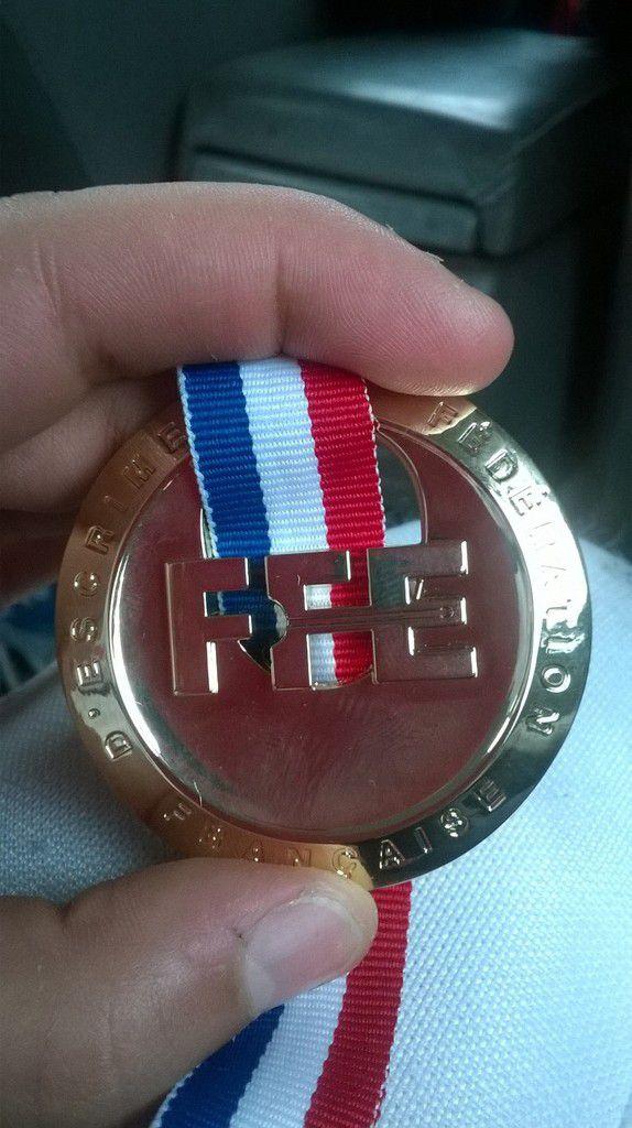 La médaille