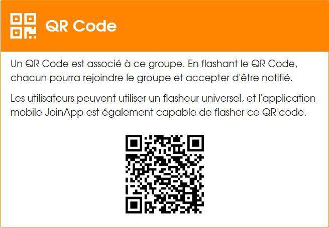 Flash Code Fête des Jeunes Sabre - Dames (à gauche) & Hommes (à droite)