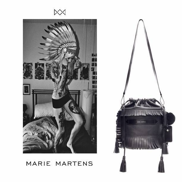 Versailles, berceau de la griffe Marie Martens