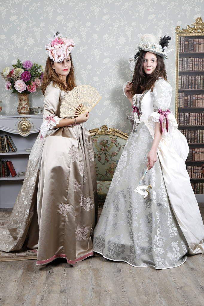Costumes \u0026 Châteaux