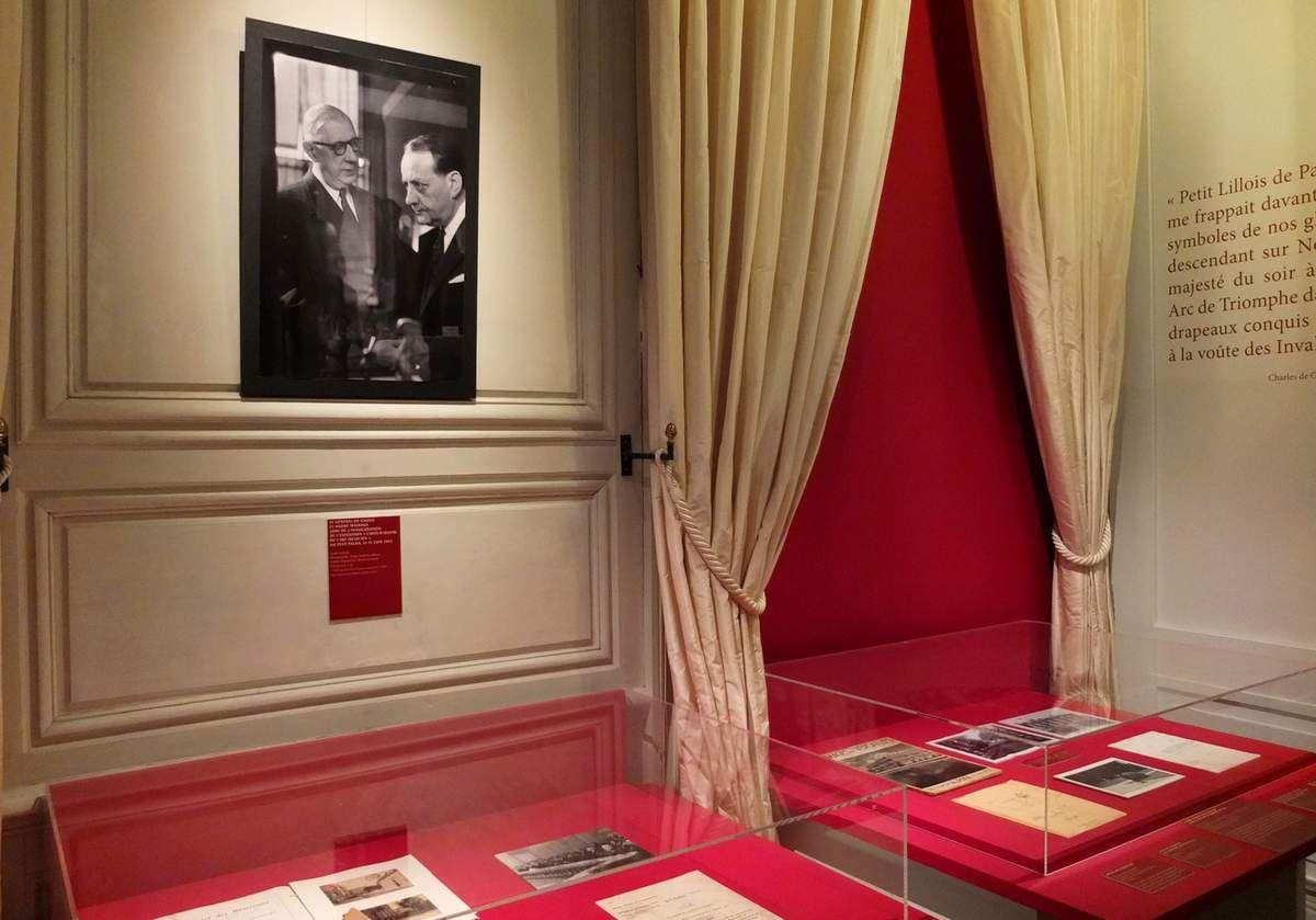 De Gaulle à Trianon : un président chez le Roi