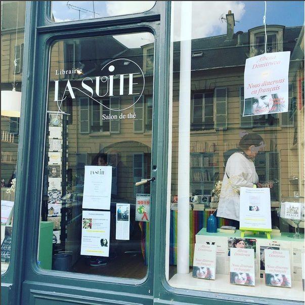 Librairie-Café La Suite : l'alliance parfaite entre culture, plaisir et convivialité