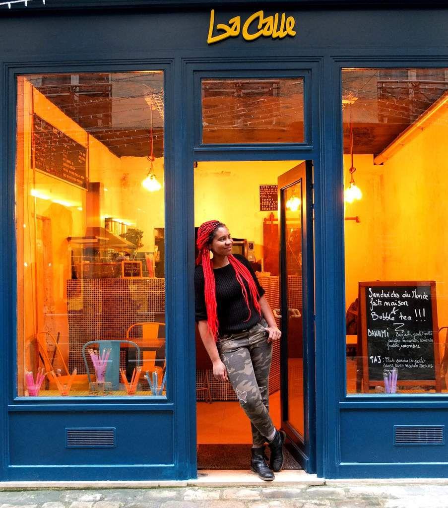 La Calle : encas exotiques et bubble-tea made in Versailles