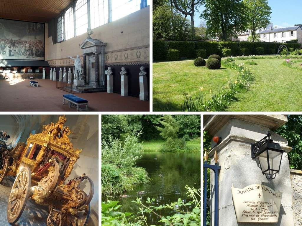Versailles dans votre poche : le carnet d'adresses de Karina