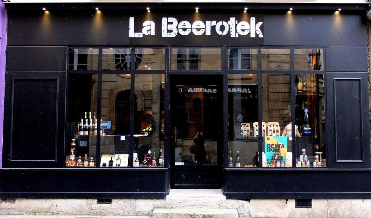 La Beerotek : à Versailles, la bière a son royaume