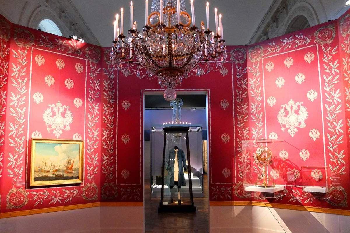 Pierre le Grand, un tsar au Trianon