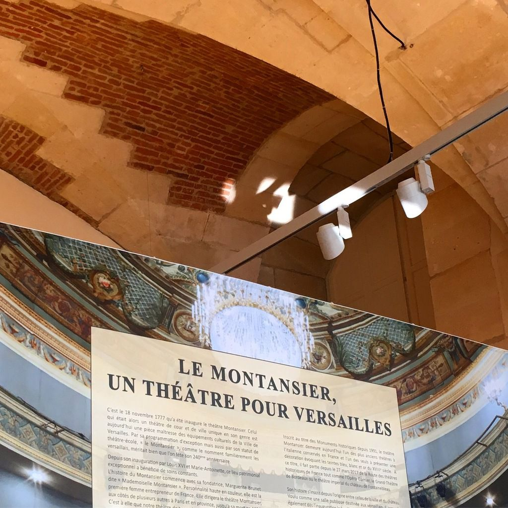 Versailles fête les 240 ans du Théâtre Montansier