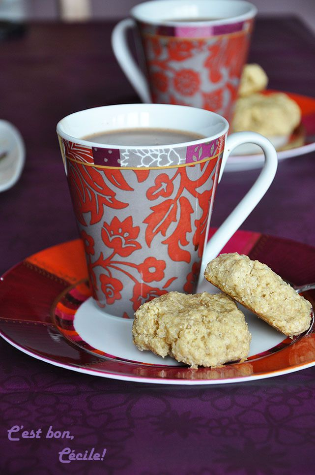 Cookies aux flocons d'avoine et noix de coco