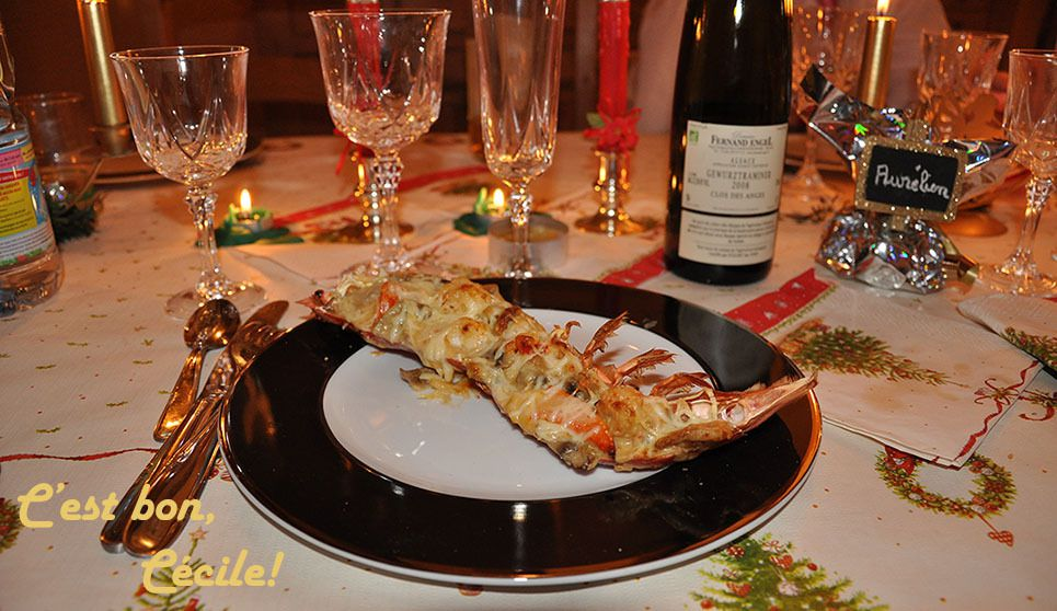 Homard Thermidor de Julia Child