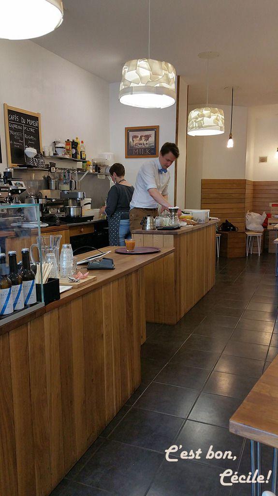 Allons petit déjeuner au Coffee Makers (Lille) !