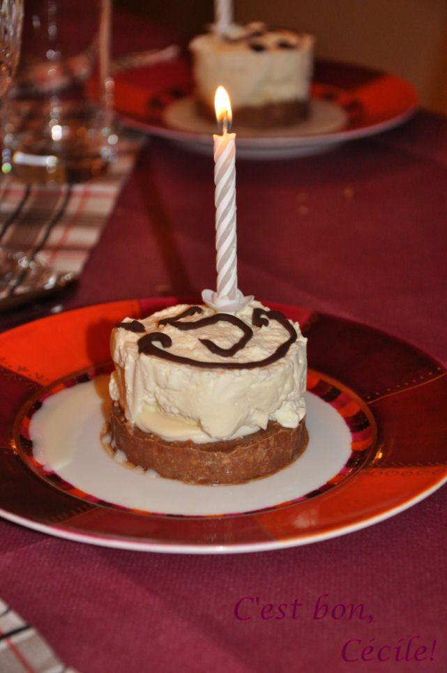 Pour terminer vos repas de fêtes, des desserts!