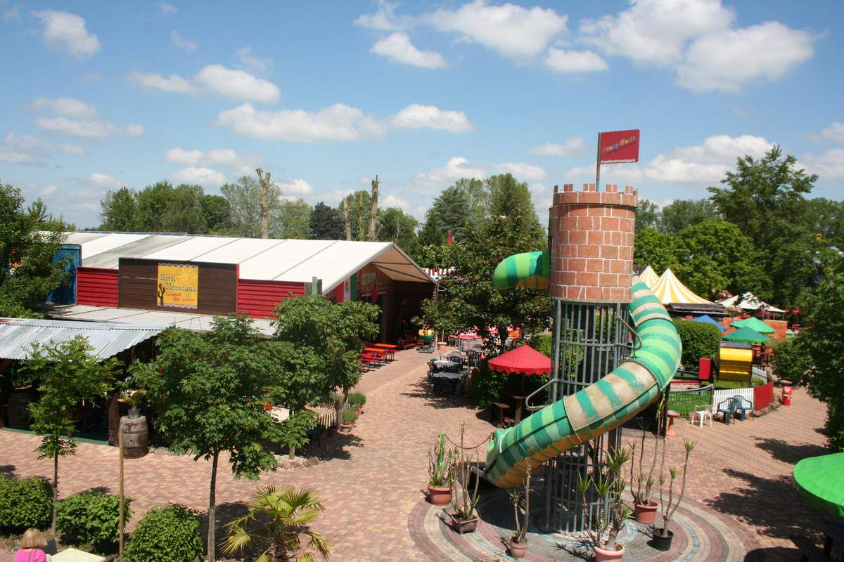 Funny World - Parc d'attraction Kids Friendly