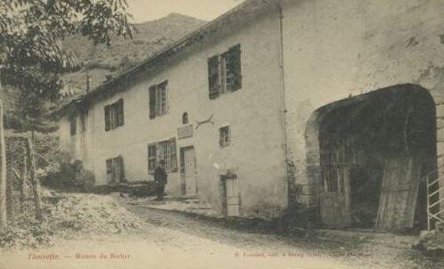 Maison natale de Xavier Bichat
