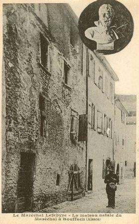 Maison natale de François Lefebvre