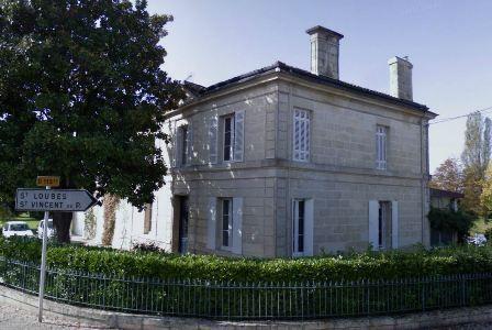 Maison natale de Max Linder  (Photo : Google Maps - Street view)