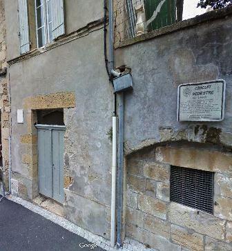 Maison natale de César et Constantin Faucher  (Photo : Google Maps - Street view)