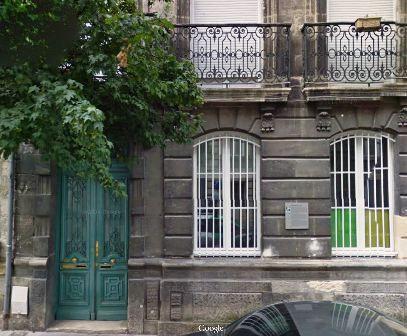 Maison natale de Jean Anouilh  (Photo : Google Maps - Street view)