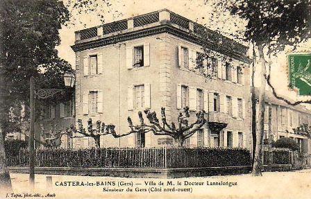Maison natale d'Odilon Lannelongue
