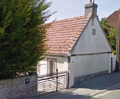 Maison natale d'Alfred Fronval  (Photo : Google Maps - Street view)