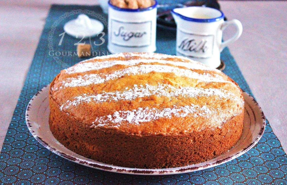 Gâteau au yaourt de Christophe Felder