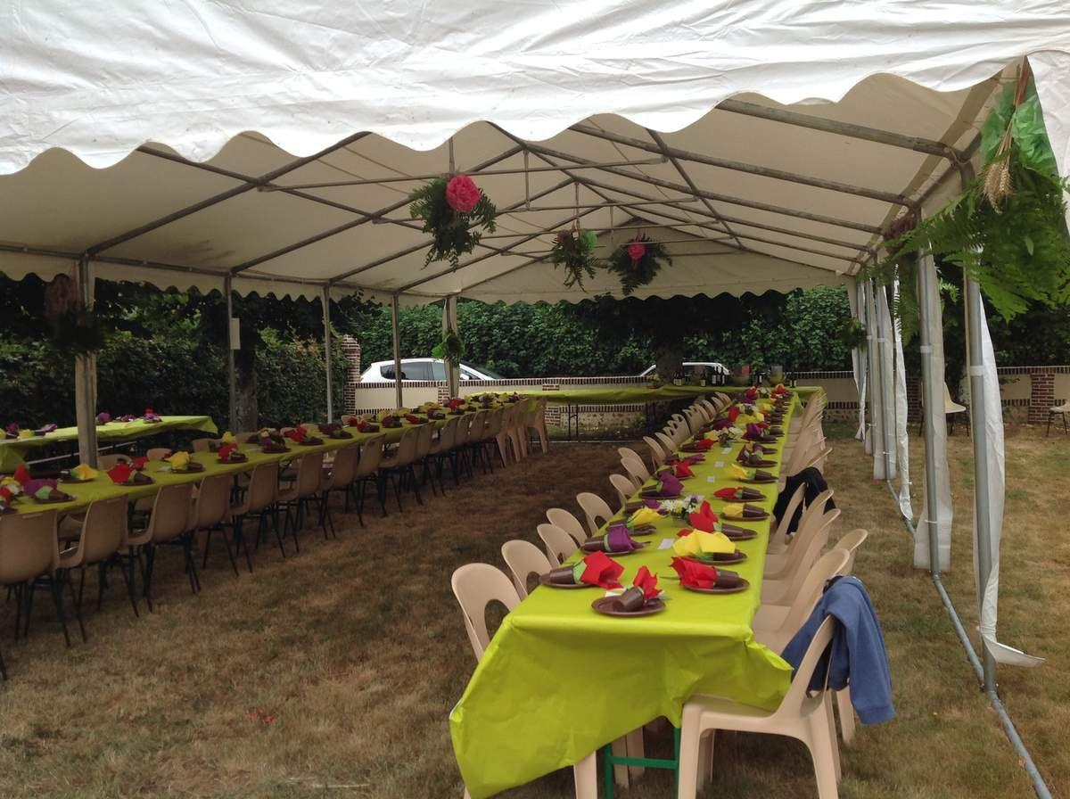 14 Juillet 2015 : Belle journée aux Genettes