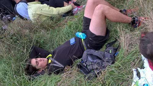 Antoine à la mode Marseillaise Une bonne sieste après l'effort