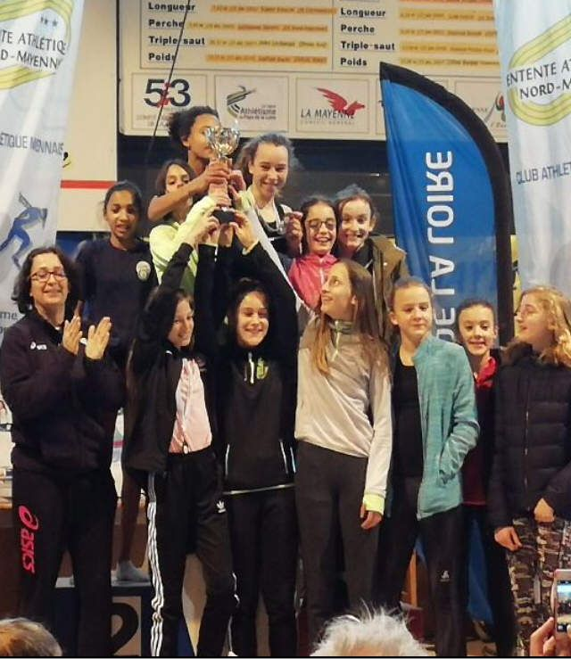 Régionaux triathlon Salle Mayenne