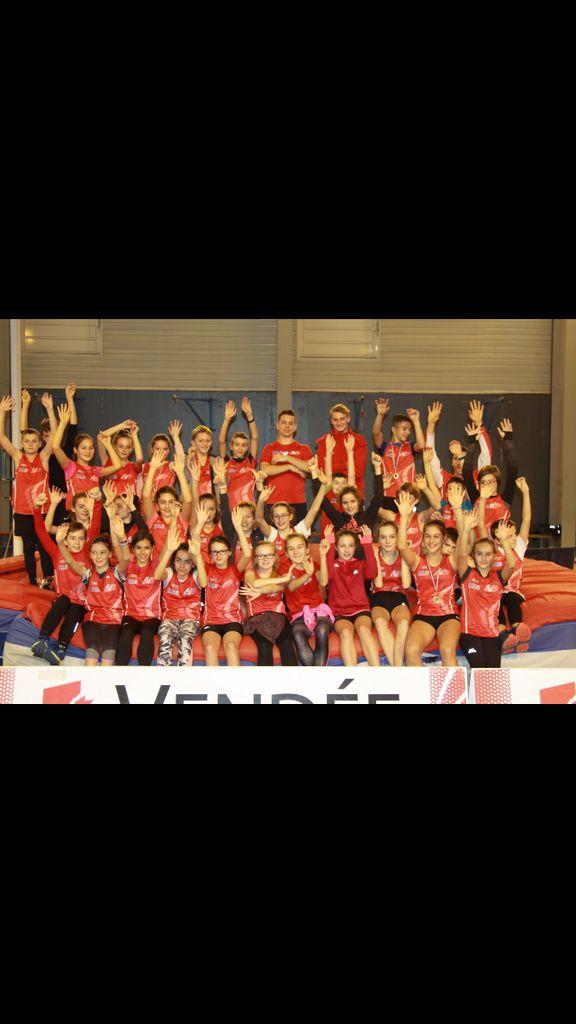 3 titres de champion de Vendée pour l Acc