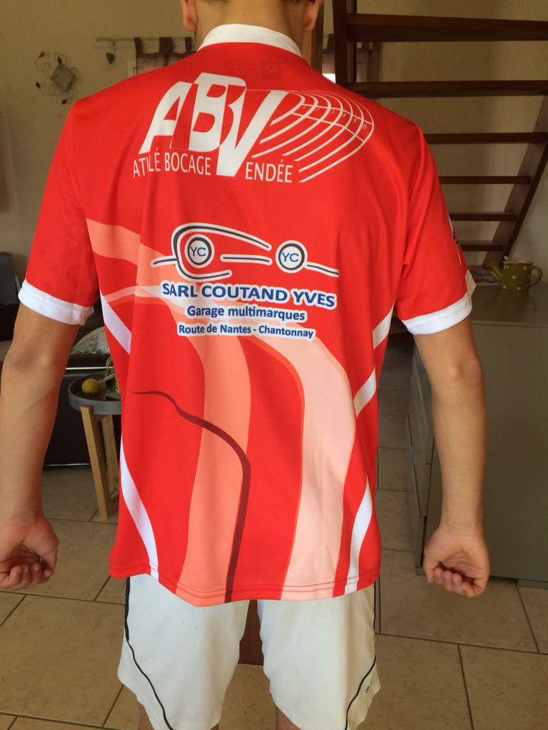 Nouveaux maillots club 2019