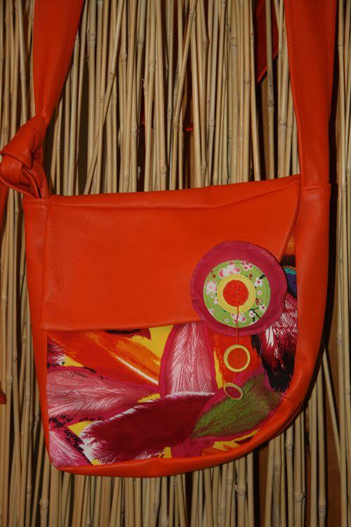 Collection sacs haut en couleur !