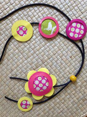 Des nouveaux colliers longs…prix : 30€