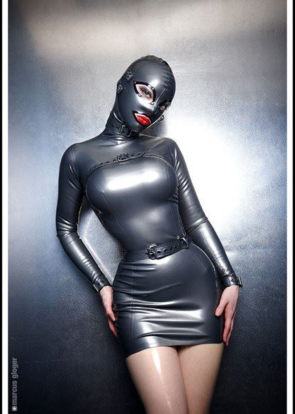 Femme - Latex - BDSM - Sexy - Picture - Free